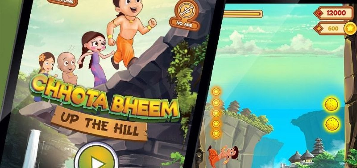 Chhota Bheem Game Developed by Juego Studios, Unity3D Game Development Company in India, US, UK
