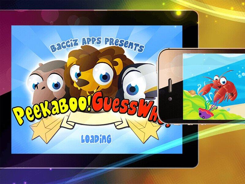 Peekaboo Game Developed by Juego Studios, Unity Game Development