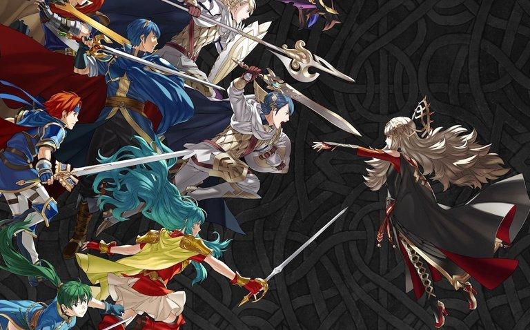 nintendo switch fire emblem: heroes