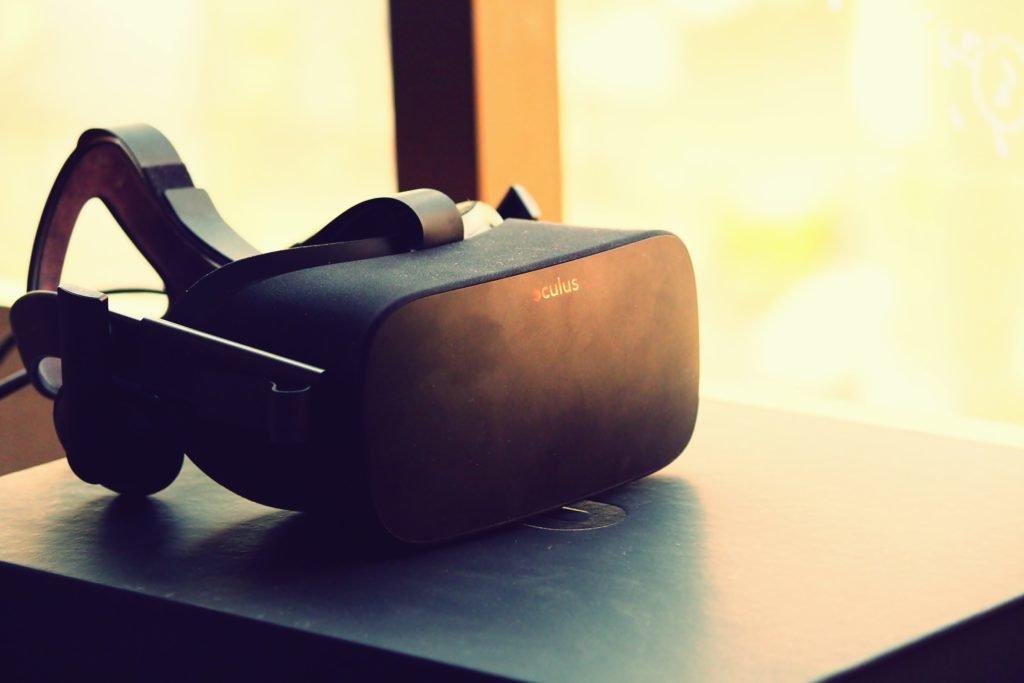 oculus rift cv headset