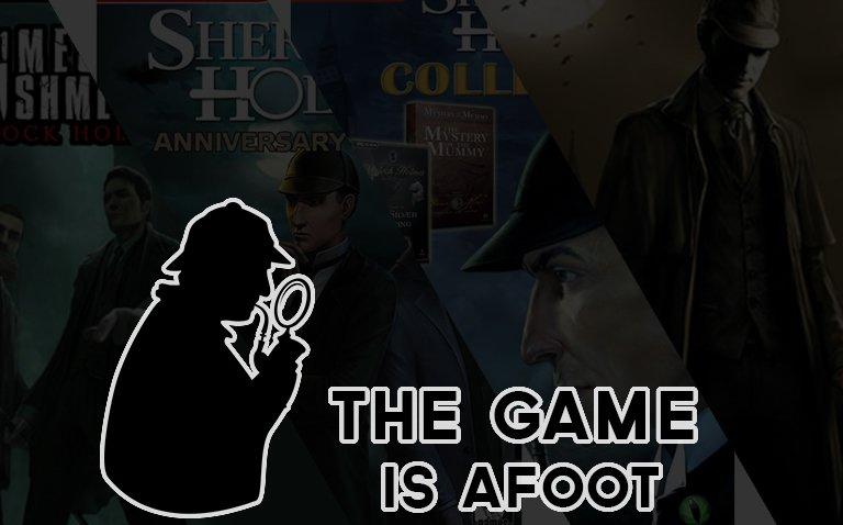 sherlock holmes games