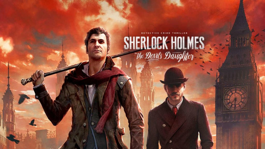 Sherlock Holmes Games: The Devil's Daughter