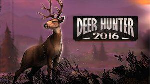 Deer Hunter 2016 mobile game