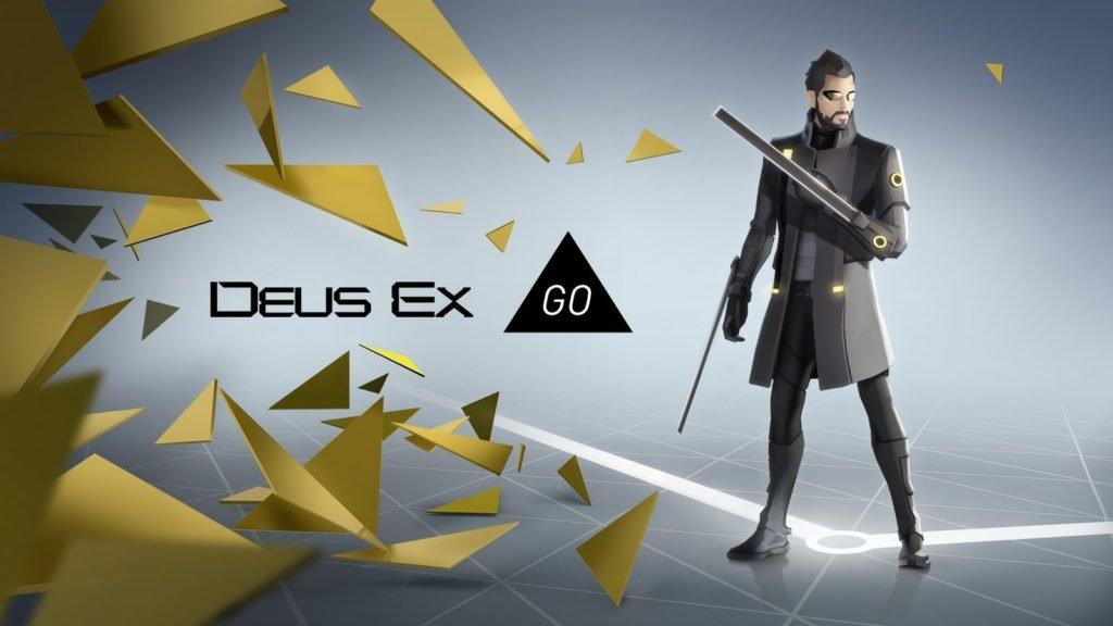 Deus Ex Go game