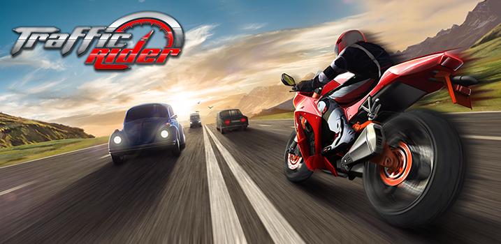Traffic Rider game 2016