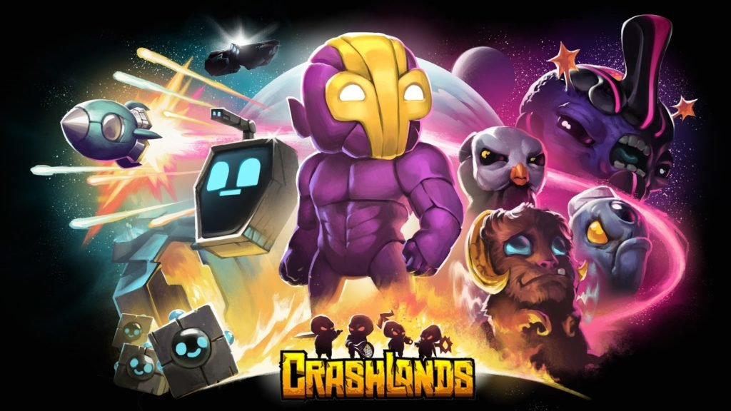 crashlands game