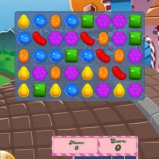Candy Crush Soda Saga Game