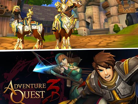AdventureQuest3D