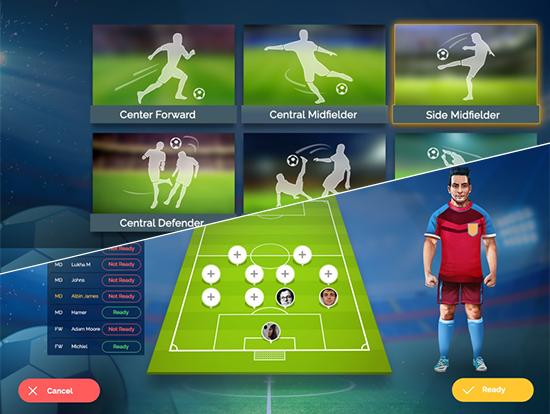 super club soccer