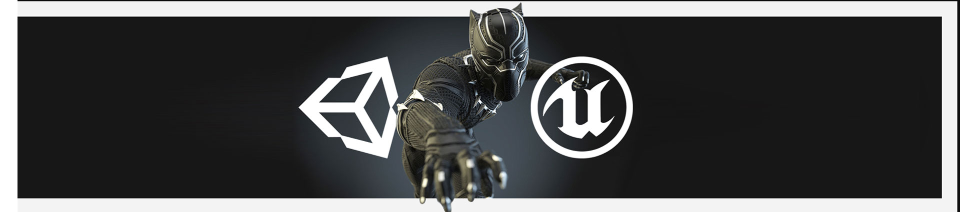 Unreal and Unity3D Game Engine