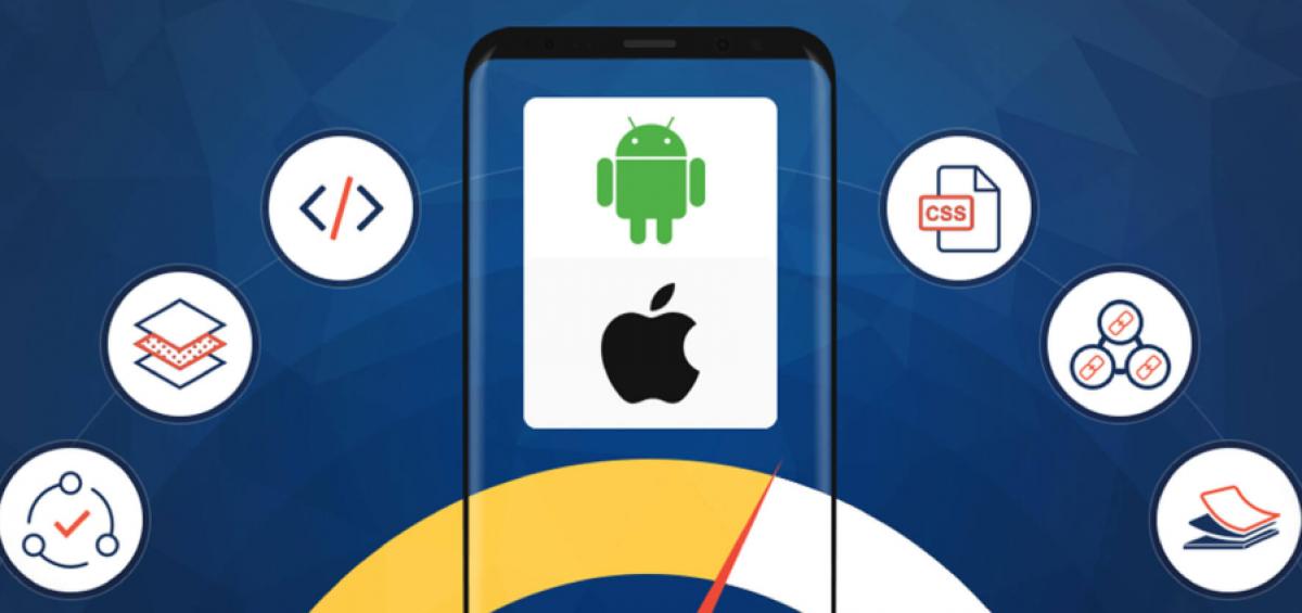 hybrid app vs cross platform app