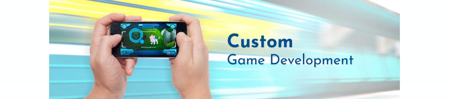 custom game development