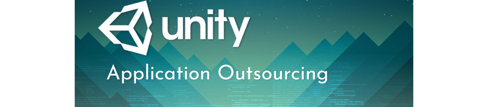 Unity Application Outsourcing