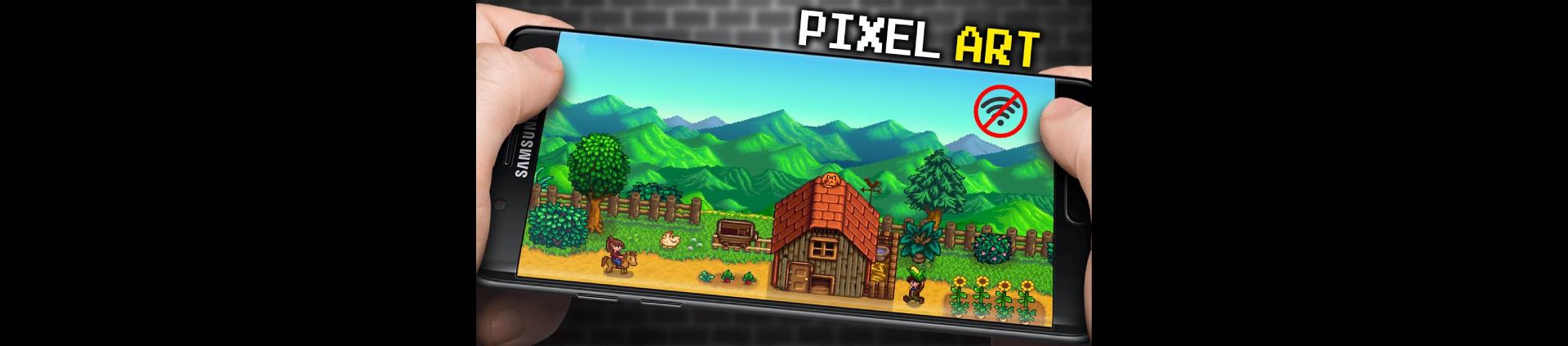 Pixel Art Games