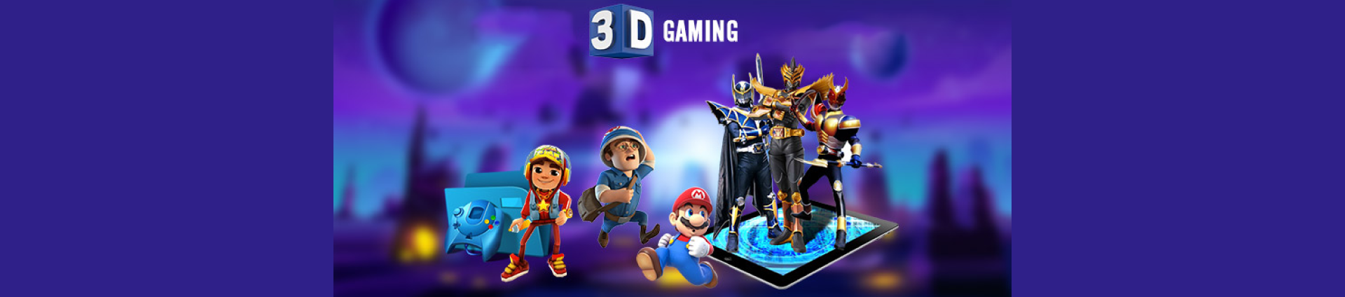 Mobile 3D Games