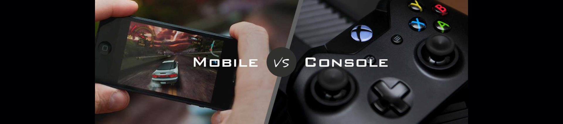 Mobile Gaming and Console Gaming