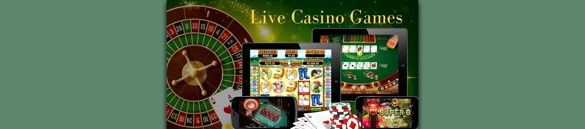 Live Casino Game Development