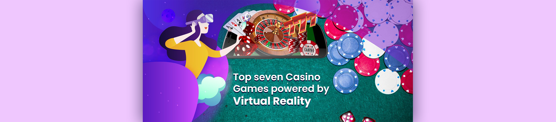 Casino Games Powered by Virtual Reality